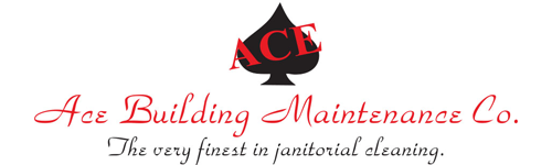 Ace Building Maintenance Logo