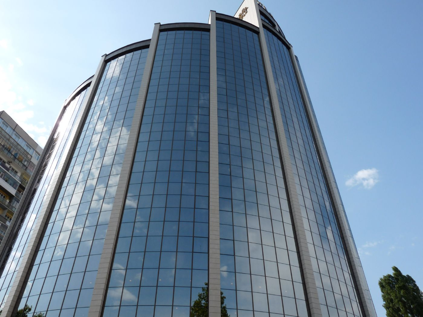 modern-architecture-in-the-summer-capital-of-Bulgaria